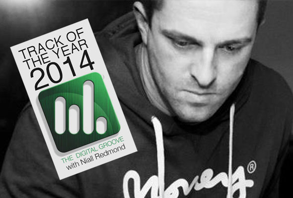 Regular AL gets Track Of The Year 2014 on The Digital Groove with Niall Redmond